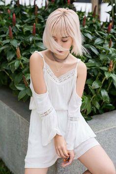 Mua đầm xinh online ở đâu - Rose Jumpsuit