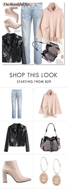 """""""I'm Thankful For..."""" by duma-duma ❤ liked on Polyvore featuring Stuart Weitzman and thanksgiving"""