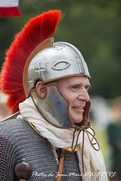 Late roman soldier