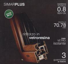 SimarPlus - Rinforzo in vetroresina
