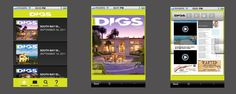 South Bay Digs App – the only exclusive real estate marketing platform serving the affluent coastal neighborhoods of Manhattan Beach, Hermosa Beach, Redondo Beach and the Palos Verdes Peninsula. Published every two weeks, South Bay Digs provides targeted real estate exposure to both home buyers and sellers in the local community via our strategic multi-channel media platform – Print, Online, Social Media, Community Network - all working together to generate optimum 360˙ marketing velocity.