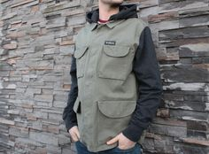 Men's VISSLA Military Jacket 👌👌 Mens Trends, Rip Curl, Billabong, Boyfriends, Military Jacket, Brand New, Guys, Lady, Jackets