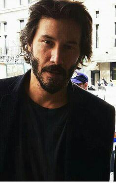 Keanu Reeves NYC - September 25, 2015
