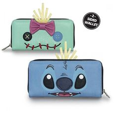 Lilo will be so jelly of this Loungefly Disney Stitch And Scrump Face Zip Around Wallet now at Flashback Gear. Cute Stitch, Lilo And Stitch, Disney Stitch, Cute Disney, Disney Style, Recipe For Christmas Ornaments, Disney Inspired Fashion, Disney Fashion, Kawaii Fashion
