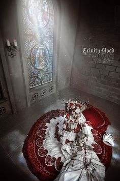 Trinity Blood: The end by ~Astarohime on deviantART