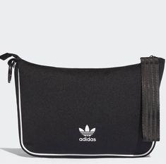 c93f2d2b91 adidas Originals NMD Pouch Cross Body Bag Black Zipper 3 Stripes Golf  CE5687  adidas