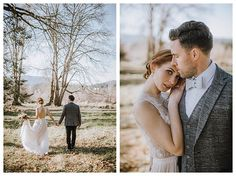 A Soft and Romantic Wedding Inspiration Shoot at Maple Bay Manor - Love Inc.