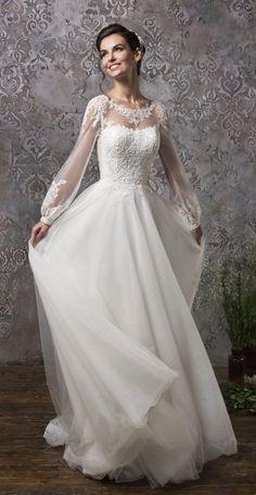 Wedding Dress Inspiration - Amelia Sposa #weddingdress