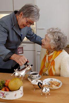 Zuhause oder Altersheim - für Senioren und Angehörige eine schwere Entscheidung