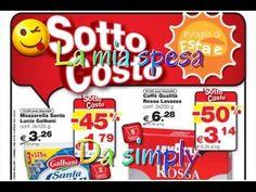 LA MIA SPESA DA SIMPLY..Super offerte SOTTOCOSTO