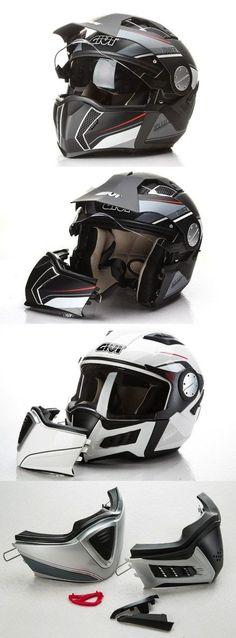 Givi Modular Helmet