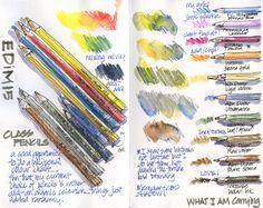 Art Tools of Liz Steel | Parka Blogs
