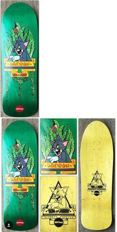 Decks 16263: Rare 1/150 Daewon Almost Natas Panther Screen Printed Santa Cruz 101 Skateboard -> BUY IT NOW ONLY: $169.0 on eBay!