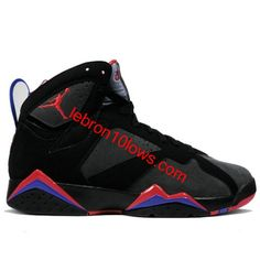 33b90fca64dff9 Air Jordan Retro 7 Defining Moments Black Silver Red 304775-043