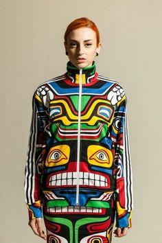 ~~~ love fashion style designer jeremyscott adidas @maddy_anderson_