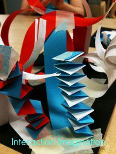exploring paper Interaction Imagination