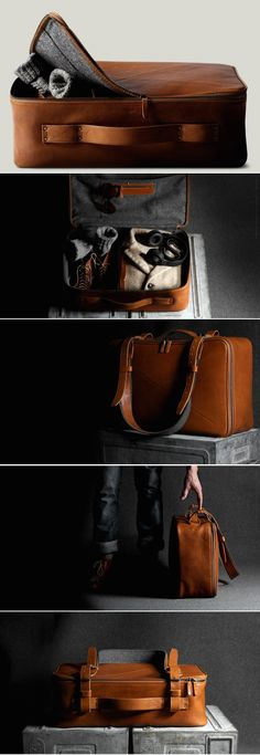 #hardgraft Carry On Suitcase