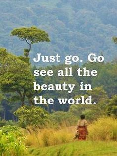Travel #outdoor #inspiration #quotes