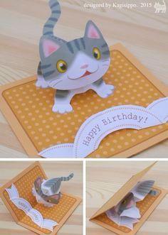 Pop-up postcard with birthday kitten (2) (236x331, 73Kb)