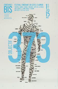 2011 : itinerairebis by Le Jardin Graphique