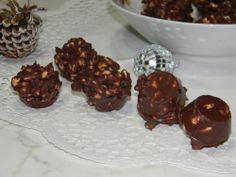 Cioccolatini di riso soffiato