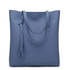 Vogue star Women's Soft Leather Handbag Women Shoulder Bag Luxury Brand Tassel Bucket Bag Fashion Women's Handbags LB88