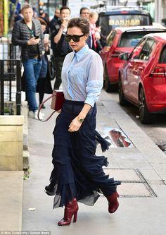 Style star: Victoria Beckham - September 22, 2017