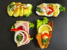 Smørrebrød from the blog 10 Reasons to Try Traditional Danish Food, TripCreator