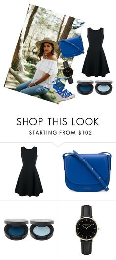 """""""#Summer walk"""" by sinanovicasja ❤ liked on Polyvore featuring Emporio Armani, Mansur Gavriel and ROSEFIELD"""