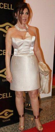 Turkish Actress, Nebahat Çehre. #NebahatCehre