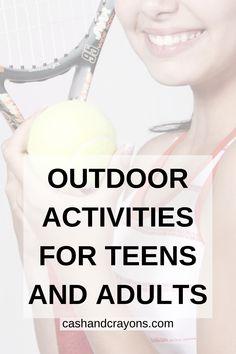 Summer Activities For Teens, Outdoor Activities For Adults, Family Activities, Outdoor Fun, Vacations, Summertime, Camping, Search