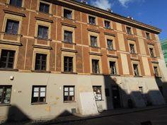 patrząc w jedną stronę: Szkot w Warszawie