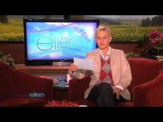 Ellen Found the Funniest Commercials. I had to pause the video after the fireman one because i was laughing too hard!