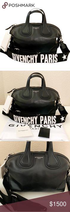 3c483deed35e NWT Givenchy Micro Nightingale Satchel Logo Strap NWT