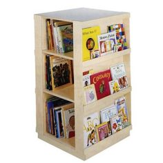 Accessories, : Cool Ideas For Living Room And Bedroom Decoration Using 3 Tier Birch Wood Craft Magazine Rack