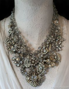 Amazing!!! Kay Adams necklace