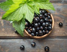 Improve Your Vision with Blackcurrants!