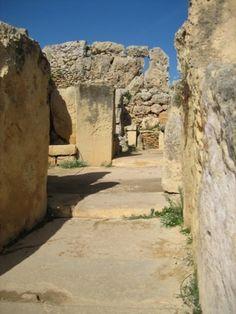 Ggantija Temples - Xaghra, Malta
