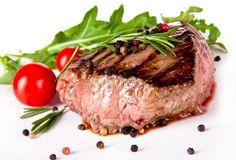 Šťavnatý hovädzí steak