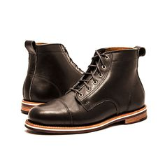 Muller Black Blucher Boot