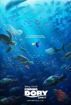 Free Finding Dory Printable Coloring Sheets - #FindingDory #HaveYouSeenHer