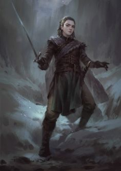 No One (Arya Stark, Game of Thrones)