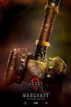 Horde, movie poster? Coming Attractions