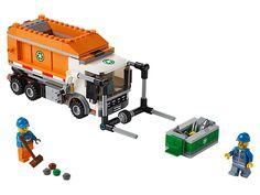 Help keep LEGO® City clean!