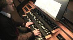 William Faulkes: Sonata in a minor (3. Allegro moderato)