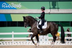 15/08/2016 - Rio Olympics 2016 - Charlotte Dujardin and Valegro retain Olympic…