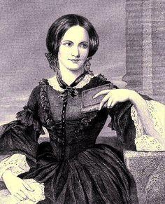 Anne Brontë, my favourite of the Brontë sisters.