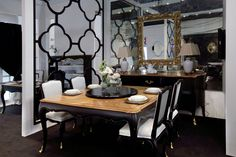 Maison De Charme Dining room,by FAYEK