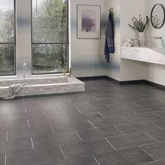 Vinyl Floor New Quality Non Slip Flooring Lino Kitchen Bathroom Cheap 3mm