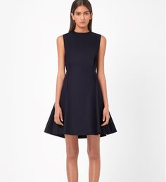 Lusting after this #cotton #machinewashable dress from #COS - they ship to the US now!